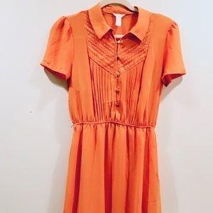 Forever 21 short dress with elastic waist